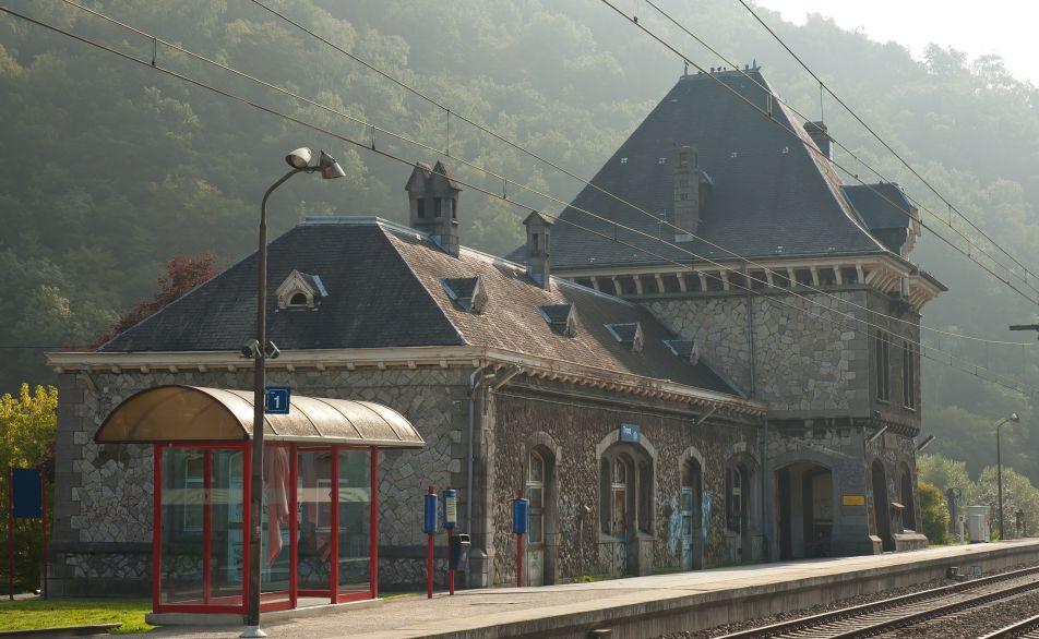 La gare de Trooz