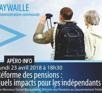 Réforme des pensions : quels impacts pour les indépendants ?