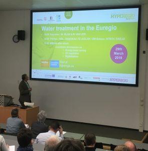 Séminaire «Traitement des eaux» organisé par le GREOVA et HYPEREGIO